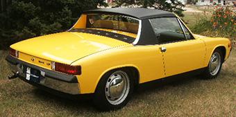 73 Porsche 914